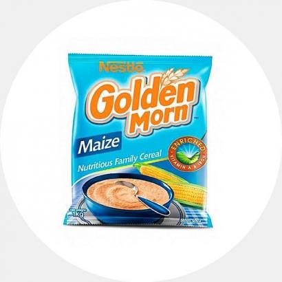 Golden Morn (teraviljahelbed)