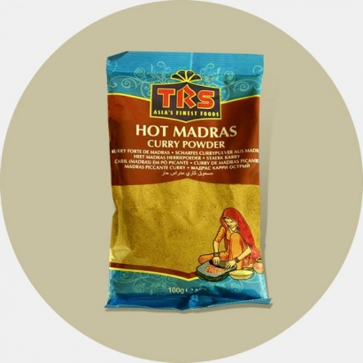 Hot Madras Curry Powder