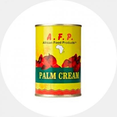 Palmivilja kreem
