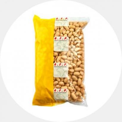 Kooritud röstimata maapähklid