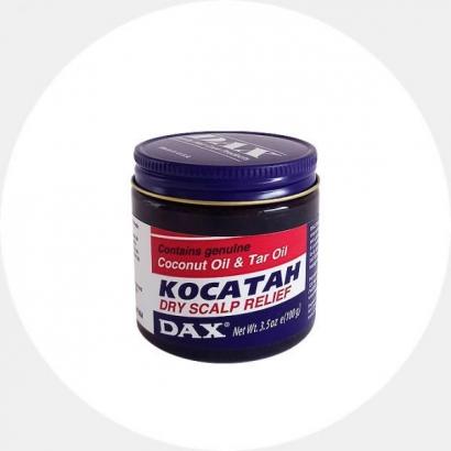 Kocatah Black Dry Scalp Relief