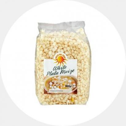 White Plata Maize