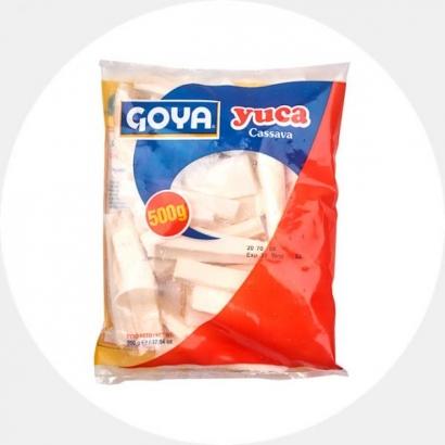 Cassava Slices