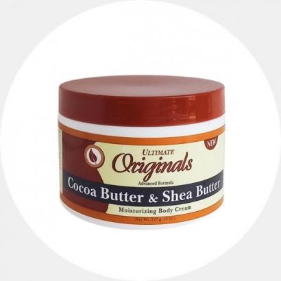 Cocoa Butter & Sheabutter Cream
