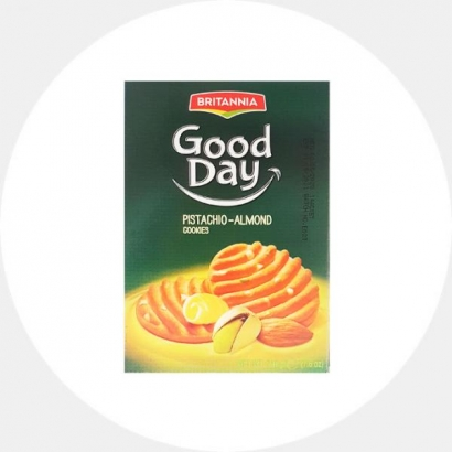 Pistachio-Almond Cookies