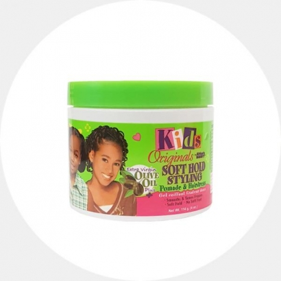 Kids Pomade and Hairdress