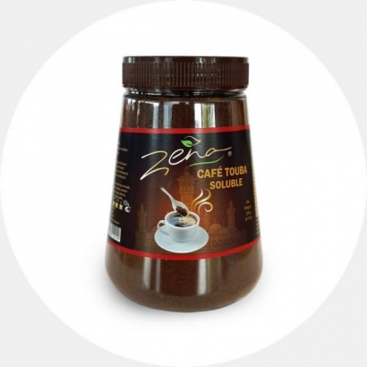 Cafe Touba vürtsikas lahustuv kohv