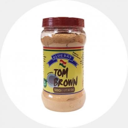 Tom Brown jahusegu