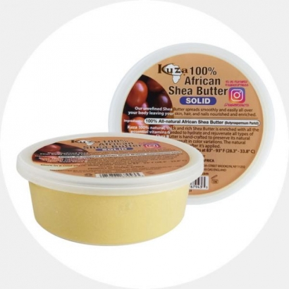African Shea Butter (Solid)