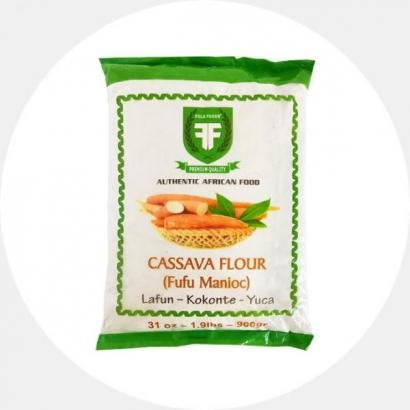 Cassava jahu