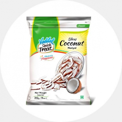 Coconut (Slices)