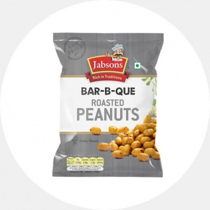 Roasted Peanuts BAR-B-QUE