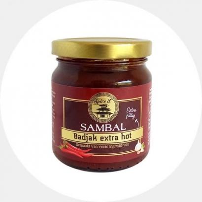 Sambal Badjak Extra Hot