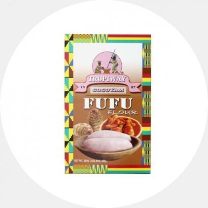 Cocoyam Fufu