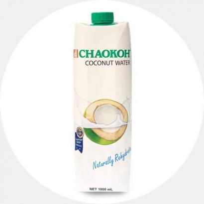 Coconut Water (100%)
