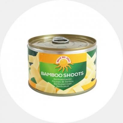 Bambusevõrsed