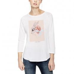 Women's Tencel Blend Raglan T-Shirt