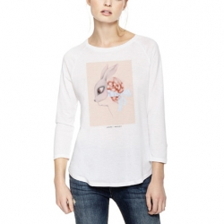 Women's Tencel Blend Raglan T-Shirt