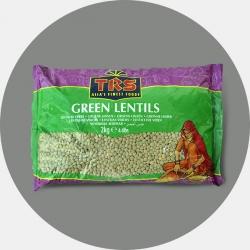 Rohelised läätsed