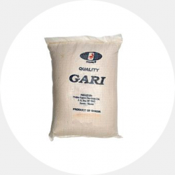 Gari kassava (graanulid)
