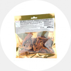 Dried catfish fillet