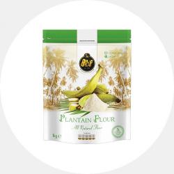Plantian flour