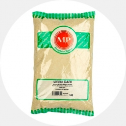 Gari (Cassava kraanulid)
