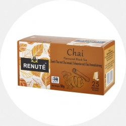 Renute spiced tea chai
