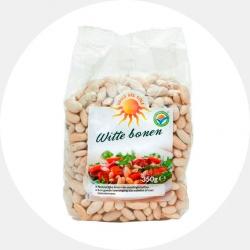 Alubia White Beans (1 carton / 6 x 350 g)