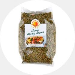 Green Mung Beans (1 carton / 10 x 900 g)