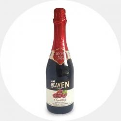 Alkoholivaba vahuvein punastest viinamarjadest