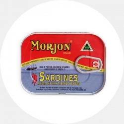 Sardiinid sojaõlis pipraga