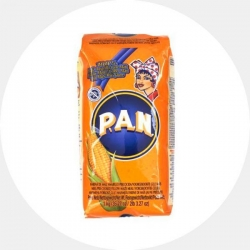 Harina Pan (Yellow Corn)