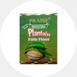 Plantain Fufu