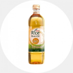 Riisikesta õli