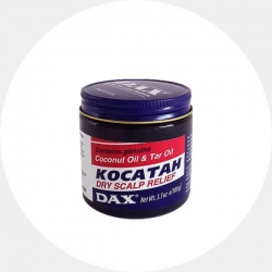 Kocatah Black Dry Scalp Relief
