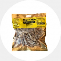 Dried anchoves