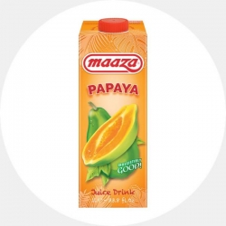 Papaya Juice Drink