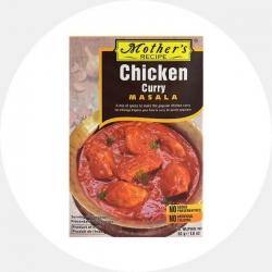 Kana Curry Masala vürtsisegu
