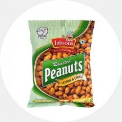 Roasted Peanuts / Lemon & Chilli