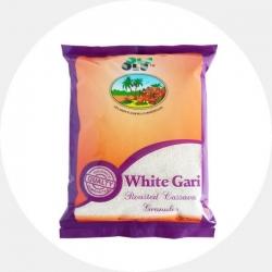 Gari (Röstitud cassava graanulid)
