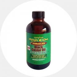 Black Castor Oil Rosemary
