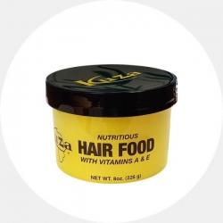 Hair Food With Vitamins