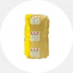 Gari kollane (maniokihelbed)