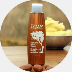 Tama intensiivne Shea õli juustele (baobabi õliga)